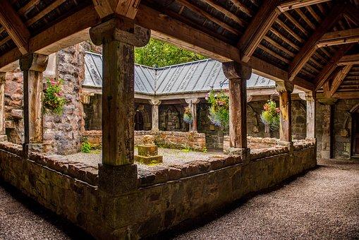 St Conans Kirk, Loch Awe, Argyll, Conan, Architecture