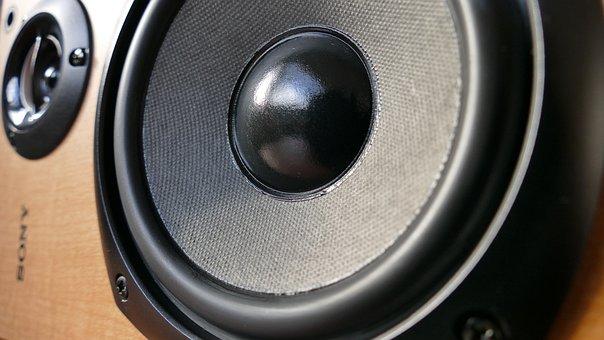 Audio, Speaker, Music, Music Studio, Professional
