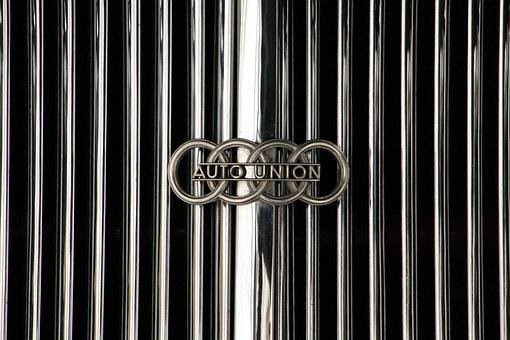 Auto Union, Audi, Auto, Grille, Oldtimer