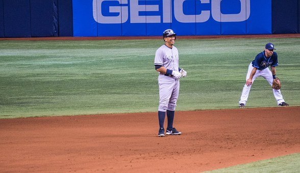 Baseball, Alex Rodriguez, A-rod, Yankees, On Base