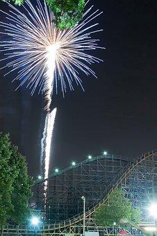 Amusement, Anniversary, Background, Celebration