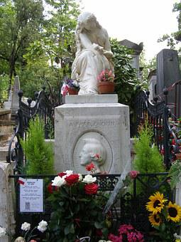 Falls, Frédéric Chopin, Cemetery, Father Lachaise