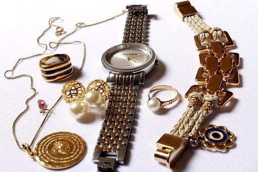 Jewelry, Women's Clothing, Loud, Watch, Cord, Ring