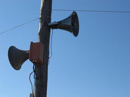 Loudspeakers, Speaker, Sound, Loud, Equipment