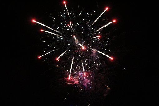 Fireworks, Explosion, Celebration, Festival, Festive