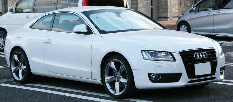 Audi A5, Quattro, Coupé, Fsi, Car, New, Model, Vehicle