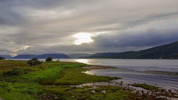 Scotland, England, Ballachulish, Highlands And Islands
