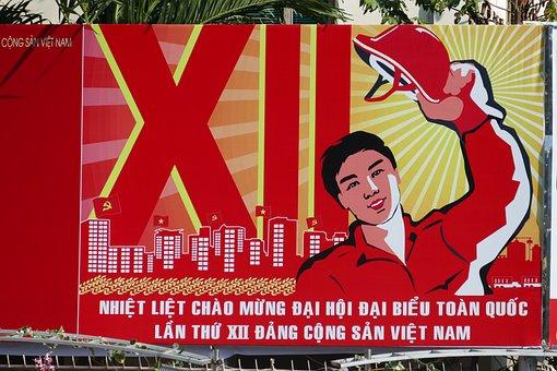 Vietnam, Saigon, Ho-chi-minh-city