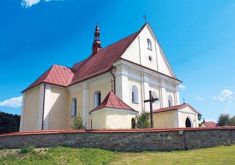 Hoczew, Church, Parish Of St Anny