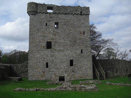Loch Leven, Castle, History, Scotland, Kinross