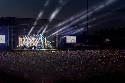 Concert, Stage, Event, Live, Light, Show, Entertainment