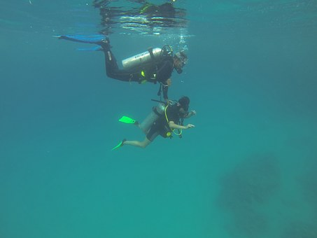 Sub, Immersion, Diving Course, Marsalam