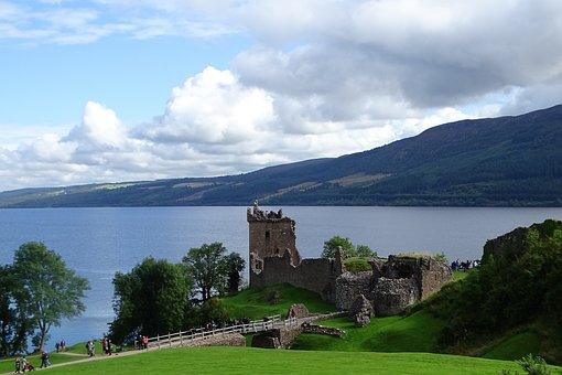 Scotland, Highlands And Islands, Mood, Highlands