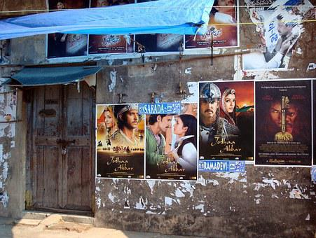 Bollywood Posters, Poster, Bollywood, India, Movies