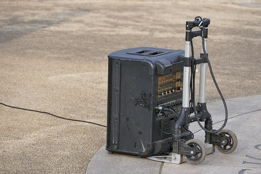 Music, Amplifier, Equipment, Audio, Sound, Studio