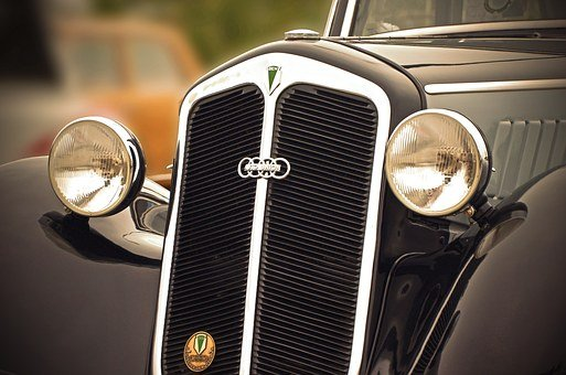 Oldtimer, Dkw F7, Audi Factory, Zwickau