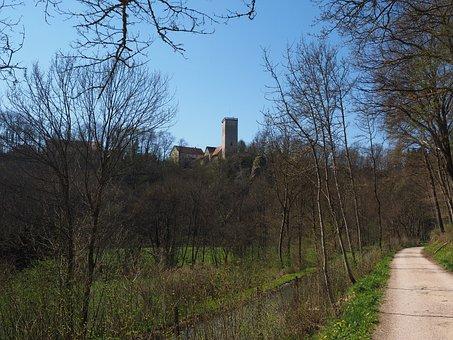 Reichenstein Castle, Castle, Reichenstein, Ruin