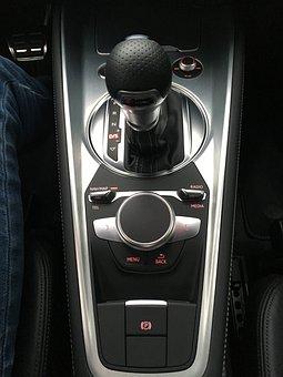 Audi, Tt, Cockpit, S-tronic, Auto, Vehicle, Automotive