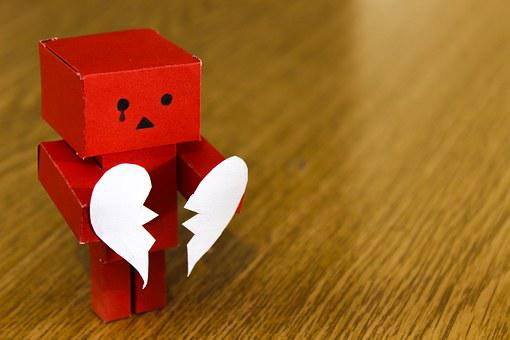 Love, Heart, Broken, Sad, Unhappy, Cry, Crying