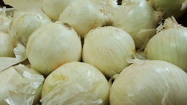 Onion, Onions, White Onions, Vegetables, Cry, Peel