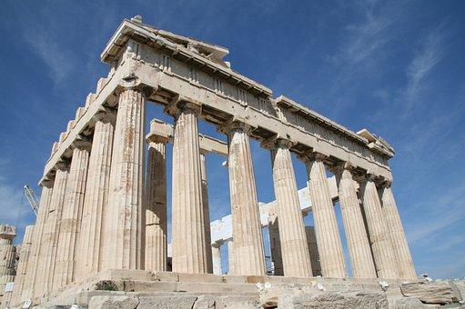 Athens, Greece, Acropolis, Ruins, Architecture, Ancient