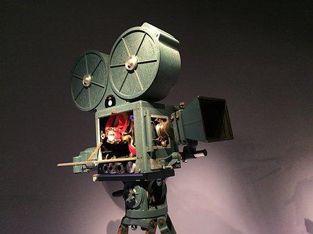 Camera, History, Museum, Film, Ancient, Retro, Antique