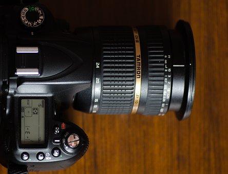 Nikon, D7000, Wide Angle, Camera, Lens, Tamron