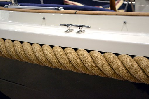 Rope, Fender, Cleat, Mooring Cleat, Yachts, Boats