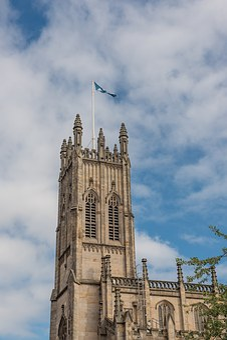 St Johns Episcopal Church, Edinburgh, Church, Bishop