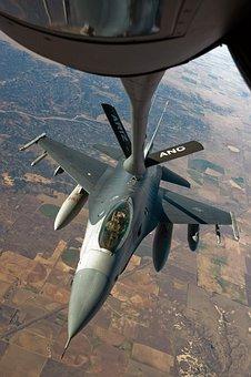 Refuel, Aerial Refueling, Fuel, F 16 Falcon