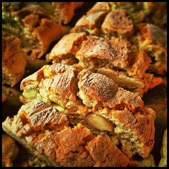 Biscotti, Pistatzien, Nuts, Eat, Food, Nutrition, Feed