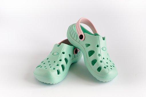 Crocs, Flip, Sandals, Shoes, Summer, Children