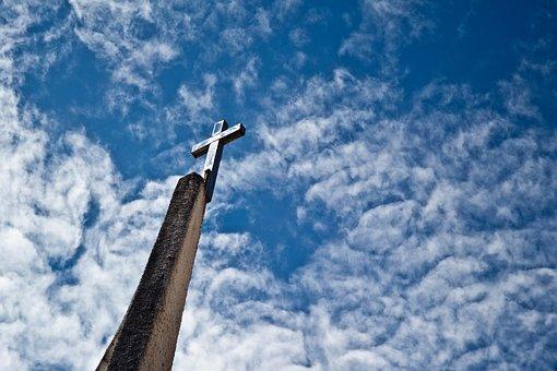 Cruz, Jesus, Sacrifice, Forgiveness, Easter, Religion