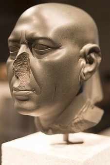Green Head, Egypt, Antiquity, Pergamonmuseum, Art