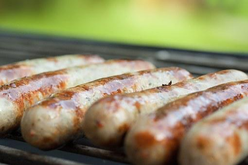 Grill Sausages, Sausage, Bratwurst, Sausages, Barbecue