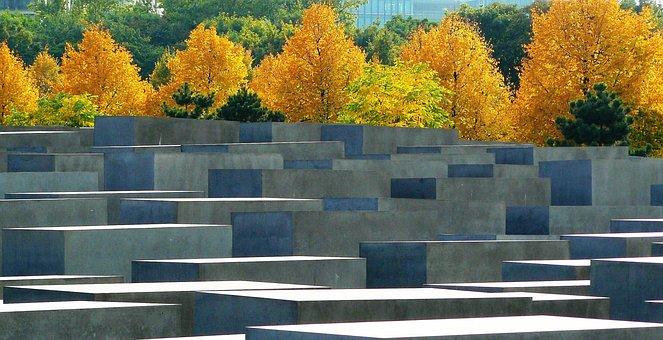 Memorial, Berlin, Holocaust, Holocaust Memorial