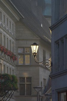 Lantern, Light, Lighting, Mystical, Switzerland