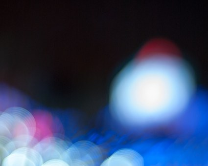 Bokeh, Background, Lights, Black, Blue, Purple, Red