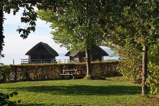 Stilt Houses, Stilt Buildings, Homes, Wooden Dwellings