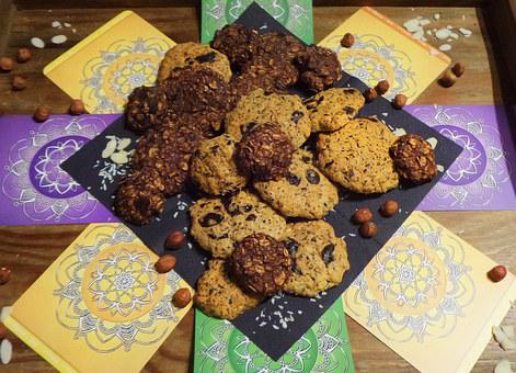 Cookies, Bake, Eat, Pastries, Sweet, Food, Cookie
