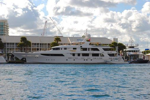 Yacht, Yacht Decks, Exterior, Travel, Ship, Boat