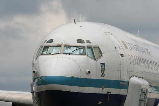 Aircraft, Fixed Wing, Boeing, 707