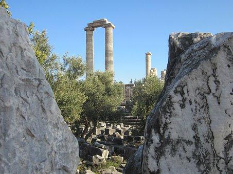 Landmark, Culture, Ruins, Old, Ancient, History