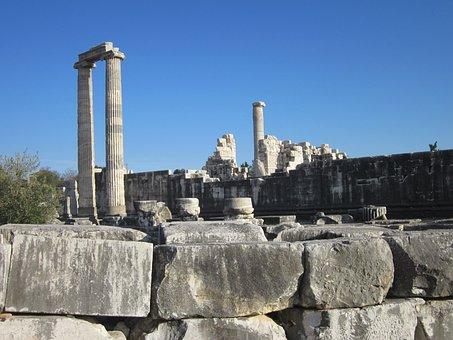 Didyma, Apollo Temple, Alicamurcu