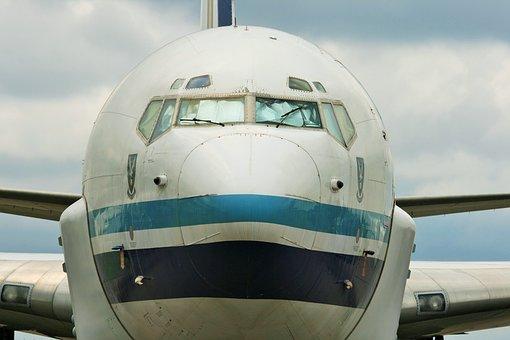 Aircraft, Fixed Wing, B-707