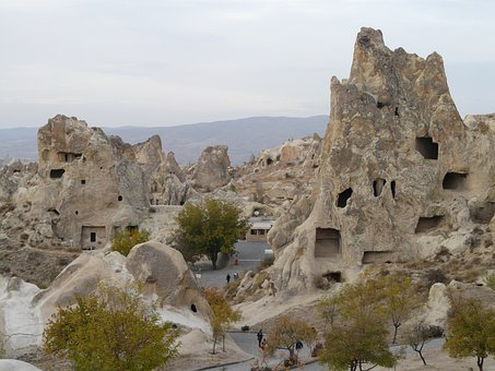 Open Air Museum, Göreme, Tourist Centre
