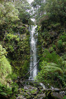 Erskine Falls, Ottways, Lorne, Great Ocean Road