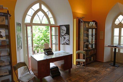 Hermann, Hesse, Museum, Montagnola, Cultural, Heritage