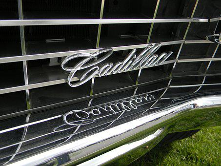 Cadillac, Oldtimer, Shining, Stylish