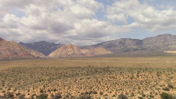 Redrock Canyon, Nevada, Landscape, Outdoors, Tourism